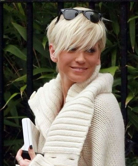 Cute Pixie Short Haircuts