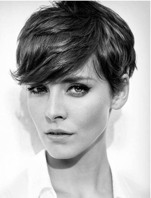 Stupendous 100 Best Pixie Cuts The Best Short Hairstyles For Women 2016 Hairstyle Inspiration Daily Dogsangcom