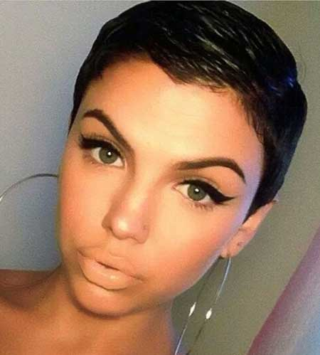 Fine 20 Very Short Pixie Cuts Short Hairstyles 2016 2017 Most Short Hairstyles For Black Women Fulllsitofus