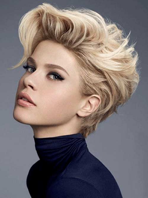 Superb 1000 Images About Short Hairstyles On Pinterest Short Short Hairstyles Gunalazisus