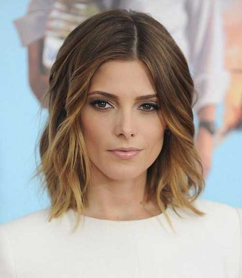 current styles for medium short hair