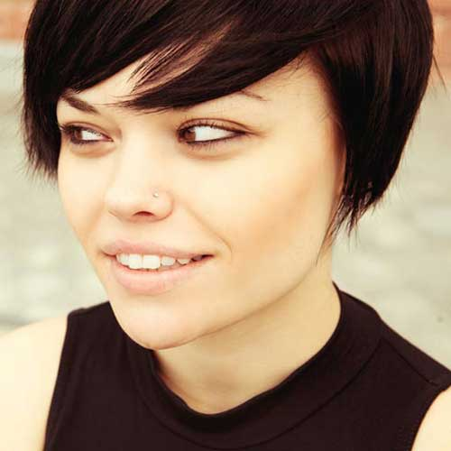 Cute Hairstyles for Short Hair 2013-5