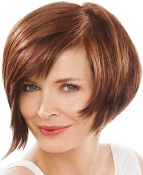 wedge bob really prefered by ladies beforetime with this short bob ...