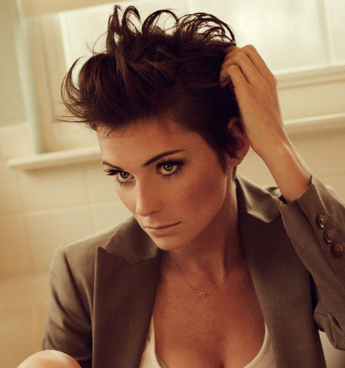 Outstanding Image From Short Haircut Com Wp Content Uploads 2013 08 Short Hairstyles Gunalazisus