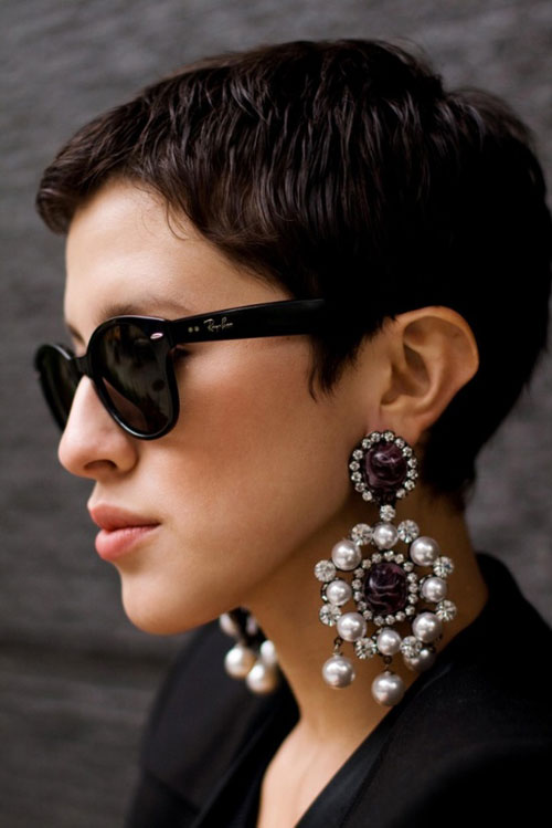 Trendy Short Pixie Haircuts 2015