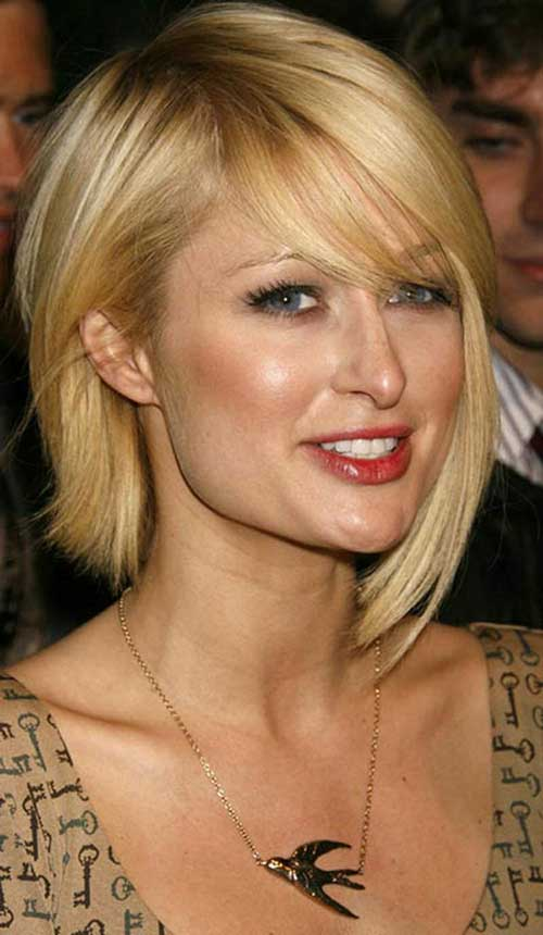 Christmas Hairstyles for Straight Short Hair