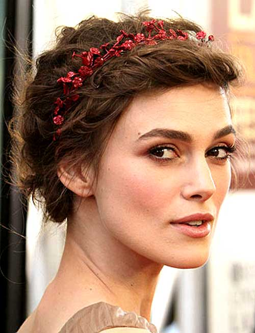 Best Christmas Hairstyles for Short Hair
