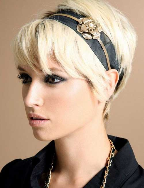 Easy Christmas Party Hairstyles for Short Hair