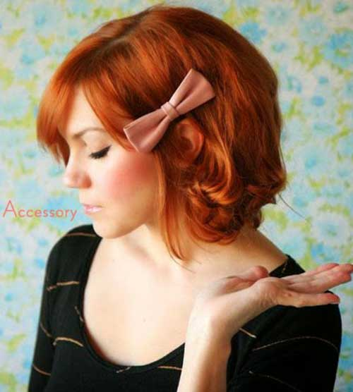 Hairstyles For Short Hair Christmas : ... Christmas Party Hairstyles also Party Hairstyles Short Hair and Short