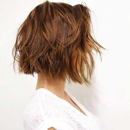Modern Brown Bob Hairstyles