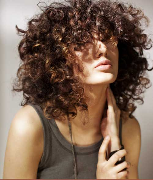 short hairstyles for curly hair the best short