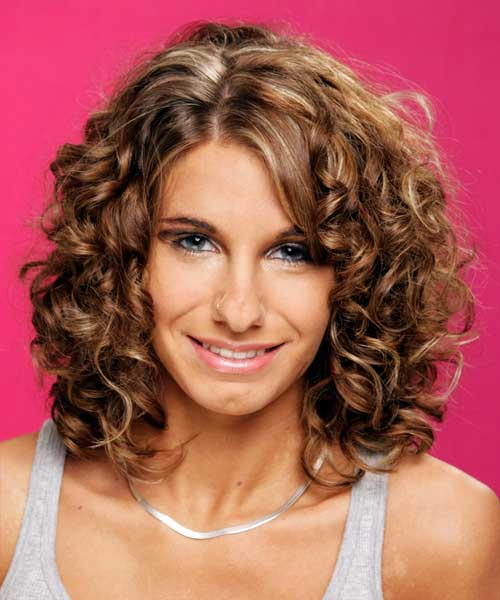 culry hair styles