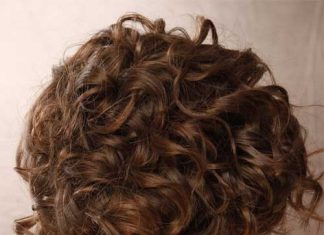 30 Curly Hairstyles for Short Hair-14
