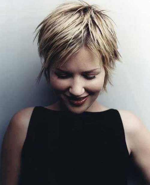 Dido Pixie Hairstyle