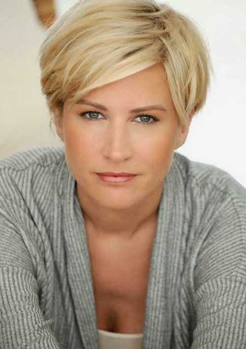 Cute Short Hairstyles for Women with Thin Hair