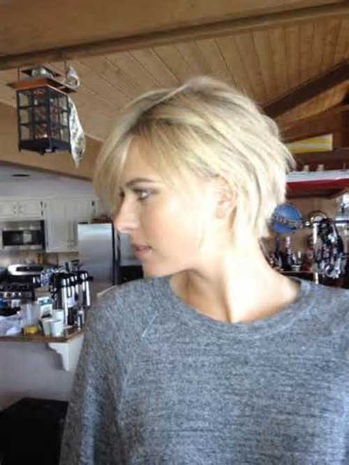 Different Short Haircuts for Girls