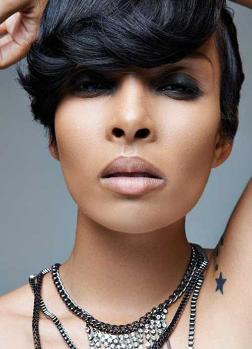 Haircuts For Black Women  The Best Short Hairstyles for Women 2016