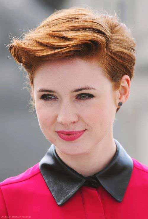Celebrities With Short Hair The Best Short Hairstyles