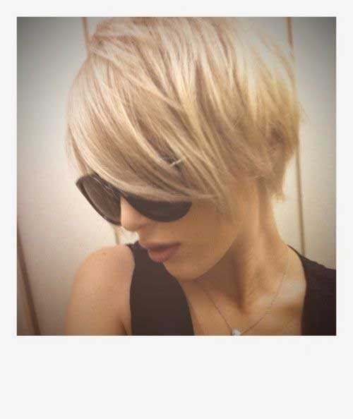 Emo Pixie Hair Cut