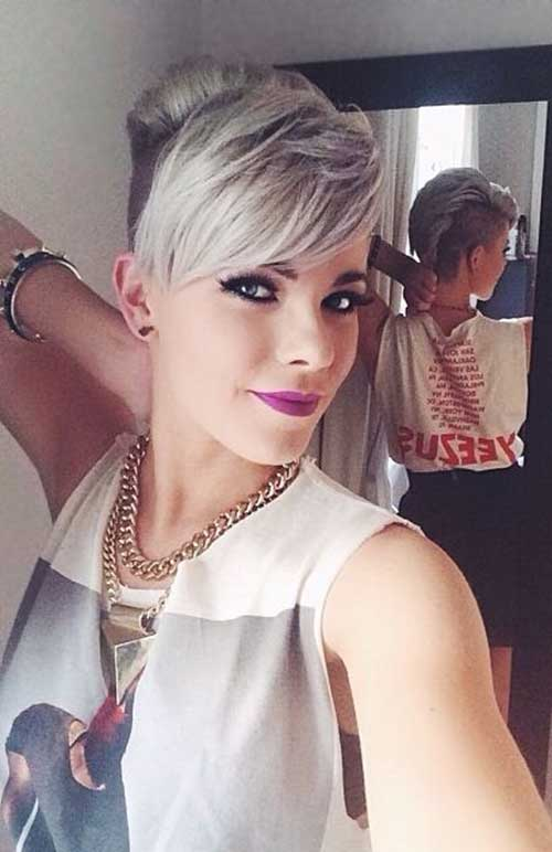Remarkable 40 Long Pixie Hairstyles The Best Short Hairstyles For Women 2016 Hairstyles For Women Draintrainus