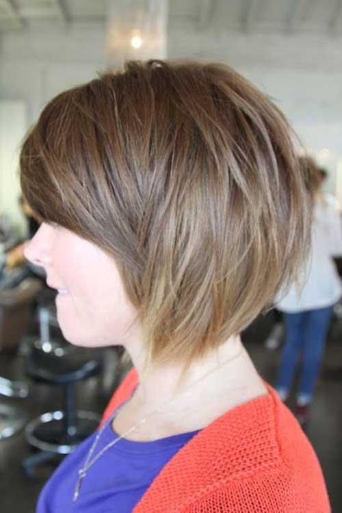 Cute Ladies Bob Haircut Style