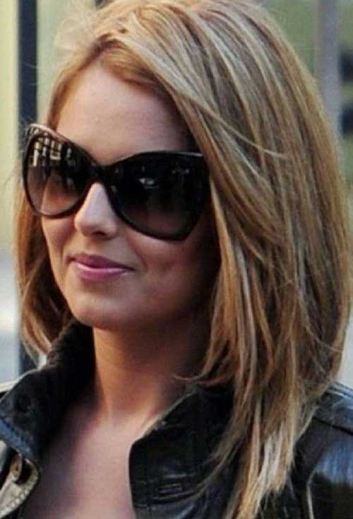 Best Haircut For Thick Layered Hair : Short haircuts for thick hair the best hairstyles