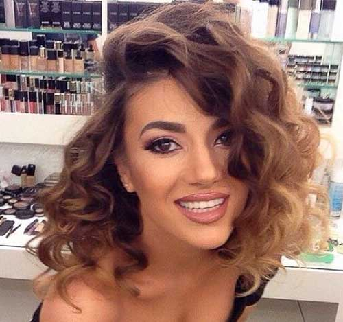 Ombre Hair Color On Short Hair  The Best Short Hairstyles For Women 2016