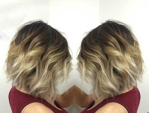 24 Ombre Hair Color Styles for Short Hair - crazyforus