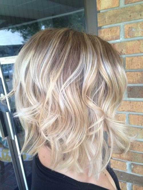 the gallery for gt short platinum blonde ombre hair