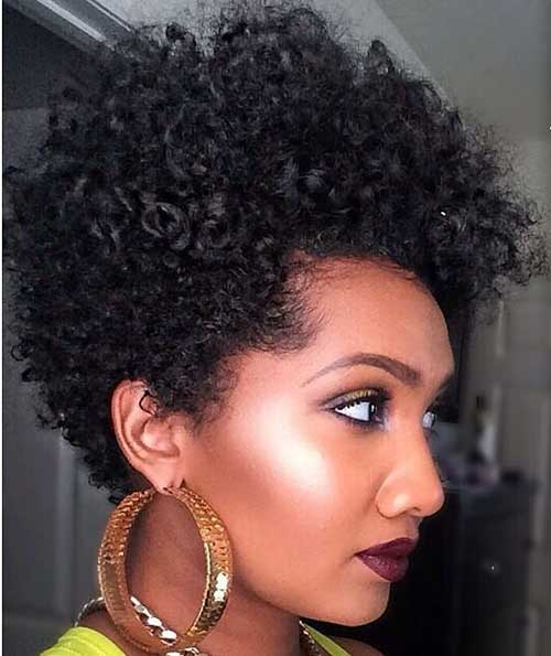 short tapered natural haircuts black women Car Tuning