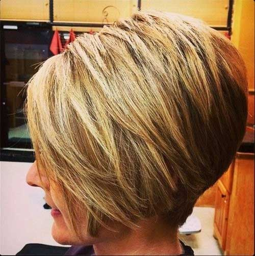 Angled Bob Hairstyles best graduated angled bob haircut side view of angled bob hairstyle Fine Short Layered Angled Bob 13 Became Inspiration Article