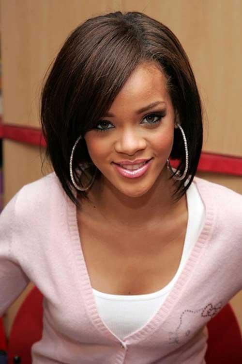 Bob Hairstyles for Cute Black Women