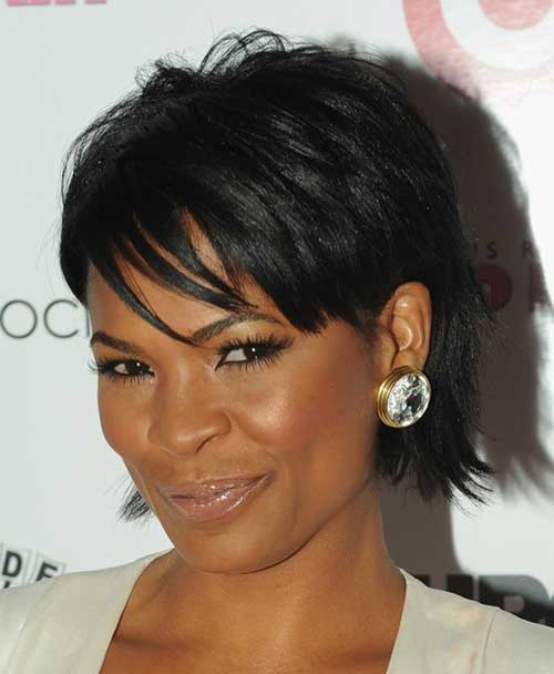 Cute Short Haircuts For Black Women
