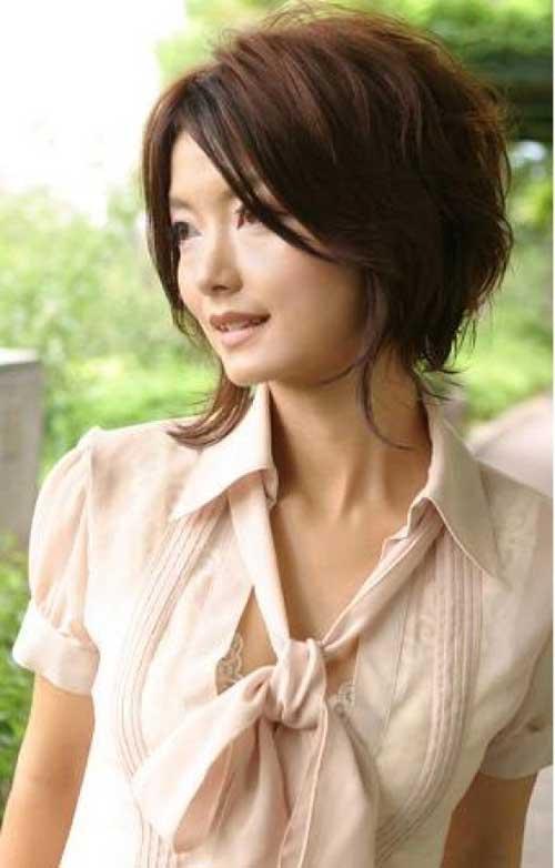 Asian Cute Short Trendy Haircuts