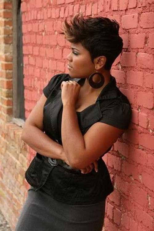 Best Funky Cute Black Hairstyles for Short Hair