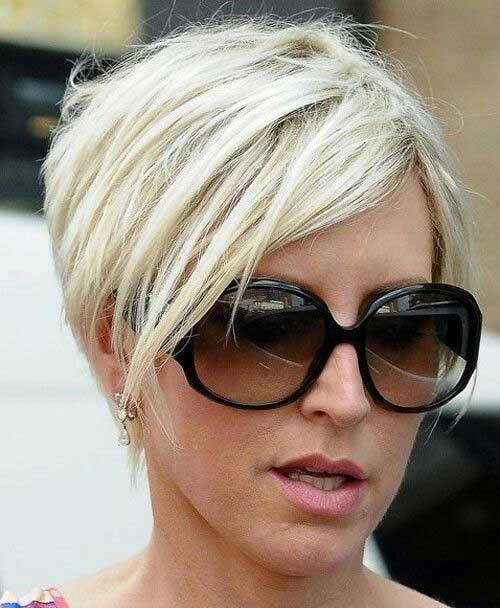 Cute Growing Out Trend on Short Hair