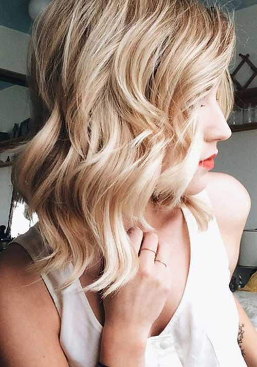 Hair Colors for Layered Short Hair Trend