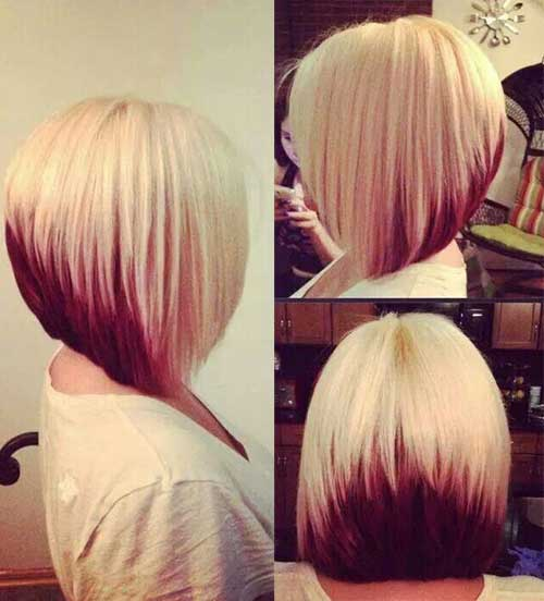 Groovy Angel Long Inverted Bob Inverted Bob And Inverted Bob Hairstyles Hairstyle Inspiration Daily Dogsangcom