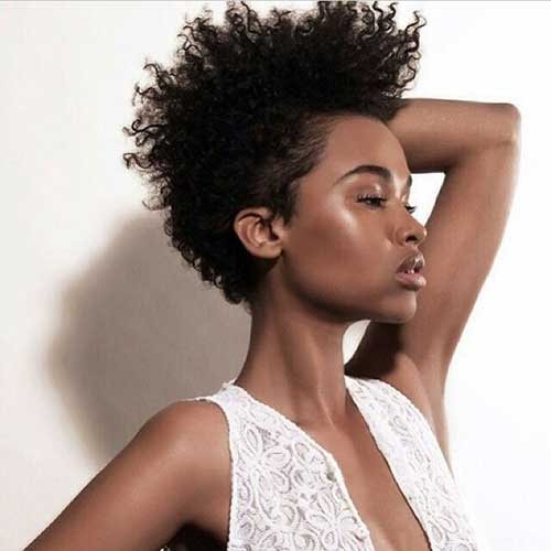 26 Natural Hairstyles for Black Women | Styles Weekly