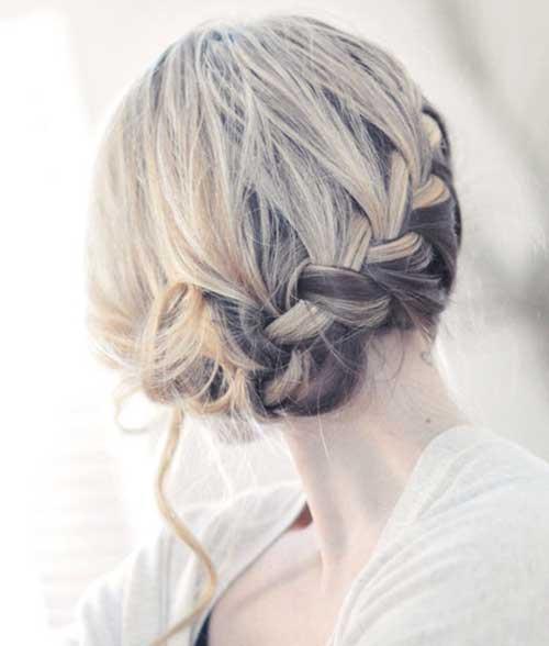 Updo Party Hair Ideas