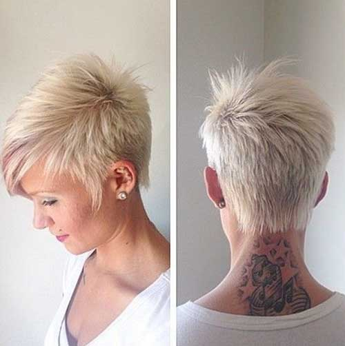 Pixie Haircut | The Best Short Hairstyles for Women 2016