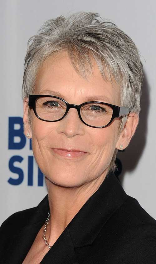 Thin Pixie Hairstyles For Women Over 60