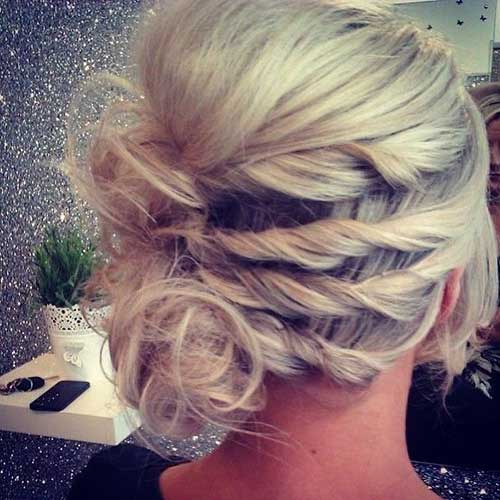Hairstyles For Short Hair Evening : Short Hair Updos For Prom The Best Short Hairstyles for Women 2016