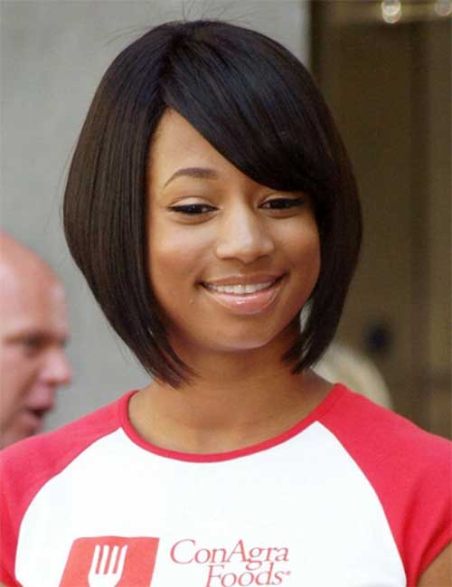 Short Hairstyles for Cutest Black Girls