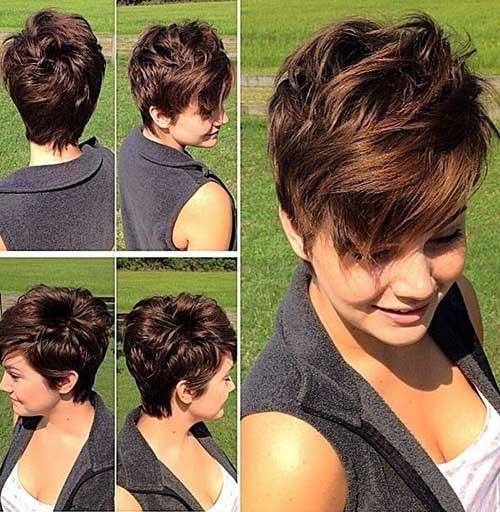 Pleasing 20 Short Hairstyles For Wavy Hair Crazyforus Short Hairstyles For Black Women Fulllsitofus