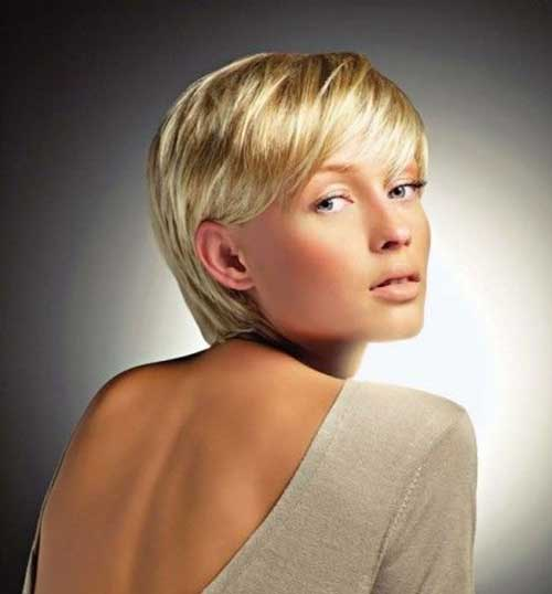 Short Hair Straight Bangs Best Hairstyles