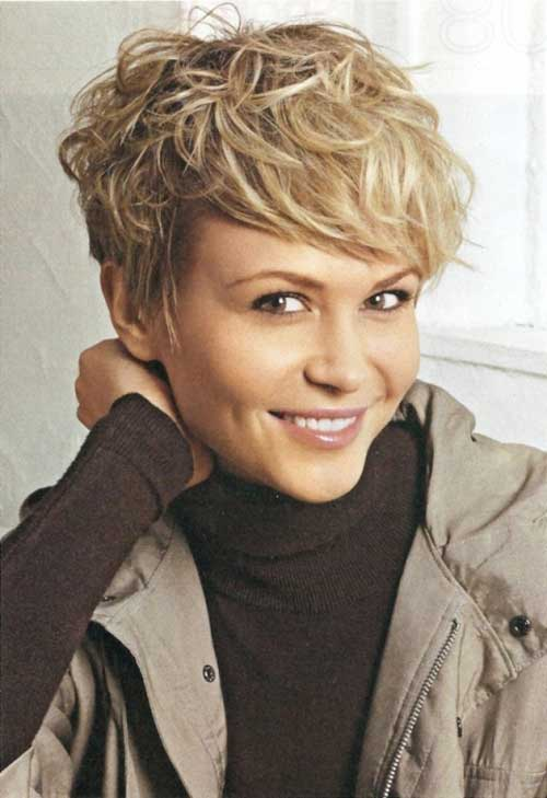 20 Cute Curly Hairstyles for Short Hair  The Best Short Hairstyles