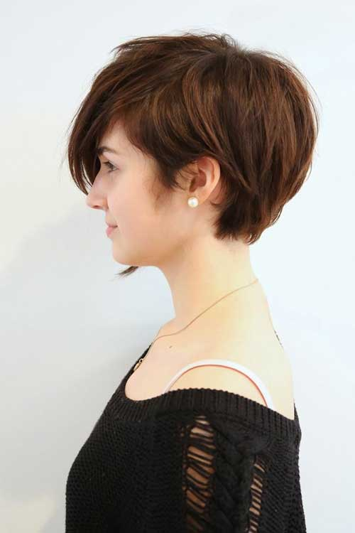Asymmetrical Very Long Pixie Cuts
