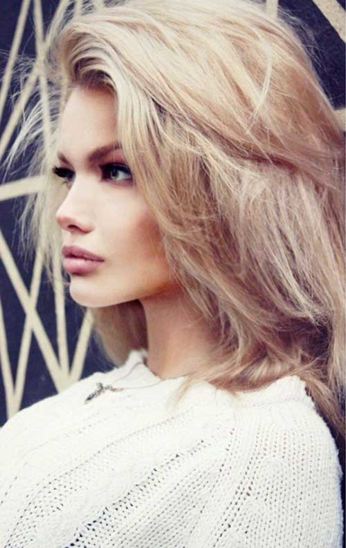 Gorgeous Beautiful Blonde Hair