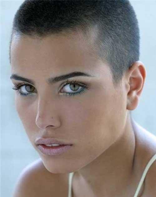 ... - Buzz Cut Hairstyles For Women Buzz Cut Hairstyles For Women 2014 3